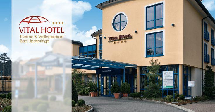 Stilvolle Einzelzimmer, Doppelzimmer und Suiten im Wellness Resort Vital Hotel an der Westfalen-Therme für Urlaub oder Geschäftsreise in NRW