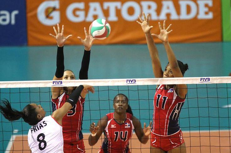 Fotos: ITEA Photo / A. Lino - Federación Peruana de Voleibol   PERÚ PIERDE EL INVICTO AL CAER (0-3) CON REPÚBLICA DOMINICANA    25-21, 25...
