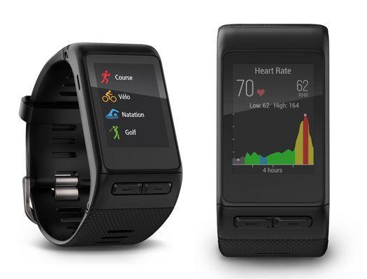 Découvrez l'offre  Montre GPS Garmin Vivoactive HR avec Boulanger. Retrait en 1 heure dans nos 131 magasins en France*.