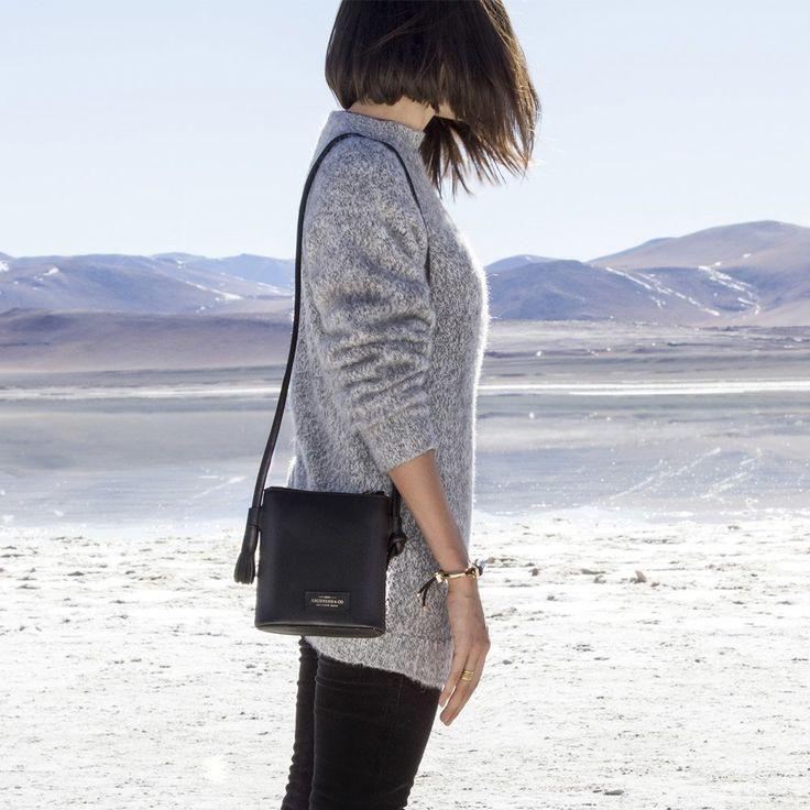 Imagem relacionada Bolsas, Alças, Design minimalista