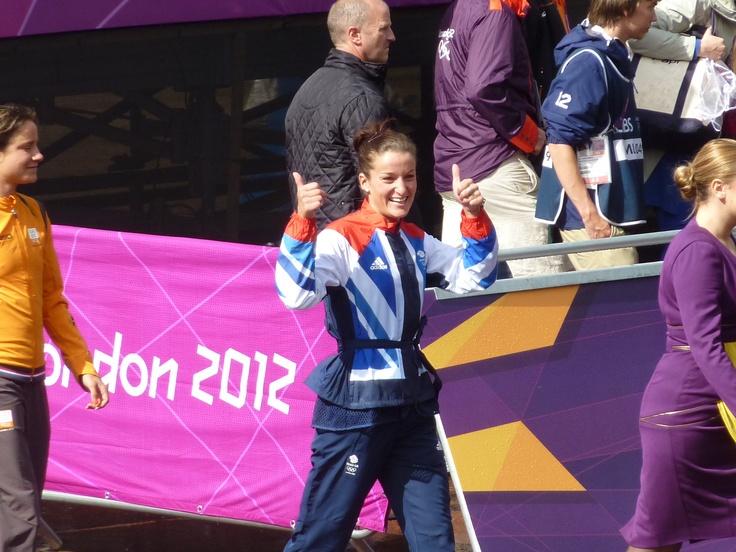 Lizzie Armitstead Silver Medal #TeamGB    #Olympics winner Road Race #London2012