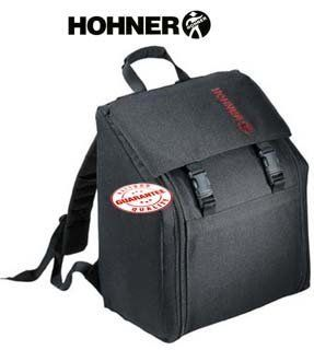 Hohner Corona Accordion Padded Gig Bag CGB by Hohner. $89.95. Hohner Corona Accordion Padded Gig Bag CGB. Made to fit most of the two and three row button accordions the Corona Gig Bag will cushion and protect your valuable instrument. Comes with a regular carrying handle and convenient backpack style shoulder straps. Fits Hohner Corona II Hohner Panther Hohner Corona Classic and most Hohner button Accordions.. Save 47%!