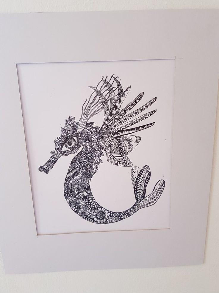 Chloe's artwork