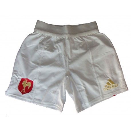 Short Rugby Away Enfant XV de France / adidas