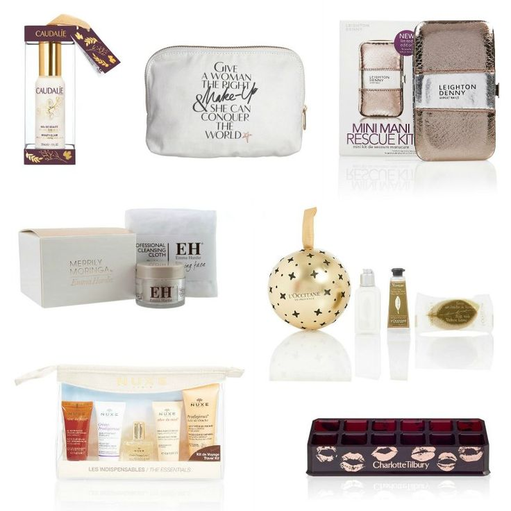 BEAUTY CHRISTMAS GIFTS | £15 & UNDER