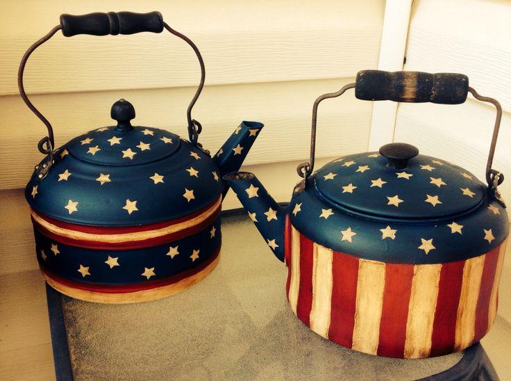 Americana kettles