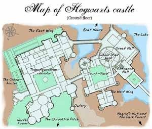 Where is the Harry Potter castle? Find out!