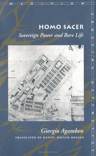 Bestseller Books Online Homo Sacer: Sovereign Power and Bare Life (Meridian: Crossing Aesthetics) Giorgio Agamben $17.77  - http://www.ebooknetworking.net/books_detail-0804732183.html