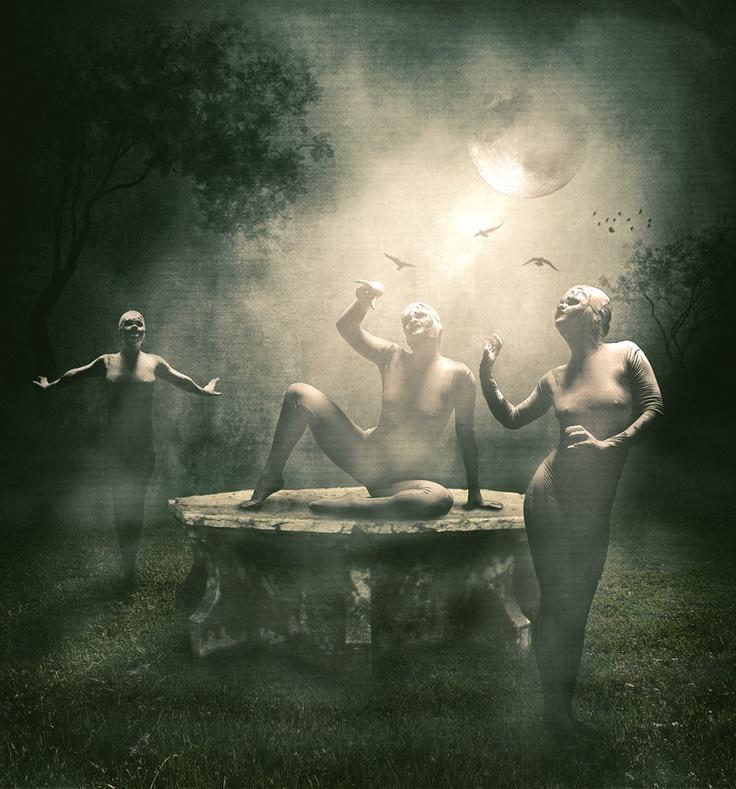 Spirits in the Night