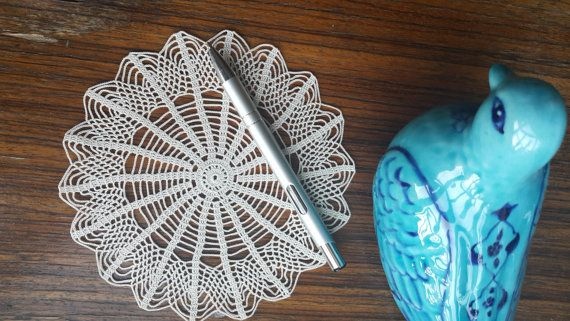 Check out this item in my Etsy shop https://www.etsy.com/listing/446529146/white-hand-crochet-doily-crochet-napkin