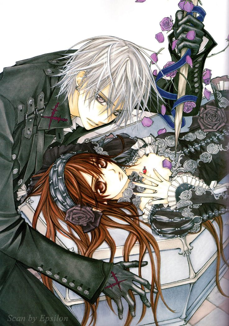 Vampire Knight | Zero Kiryuu & Yuki Cross