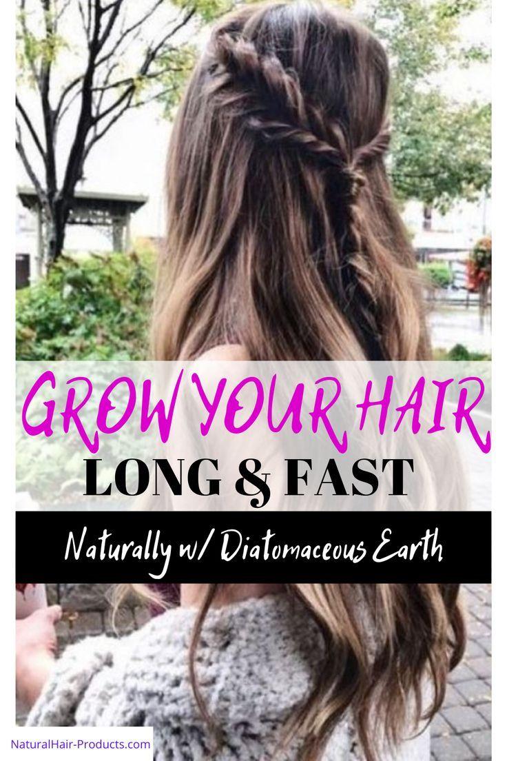 Diatomaceous Earth Hair Growth 101 [Fast Hair Growth
