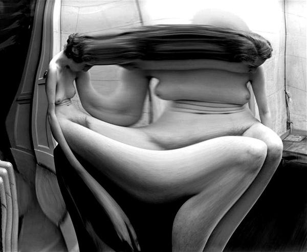 Andre Kertesz - Distortions, 1933