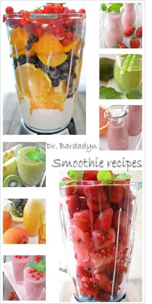 Weight Loss Smoothies - selected weight loss smoothies substitute one or two meals a day. More healthy weight loss smoothie recipes can be found in Dr. Bardadyn Diet Plans.