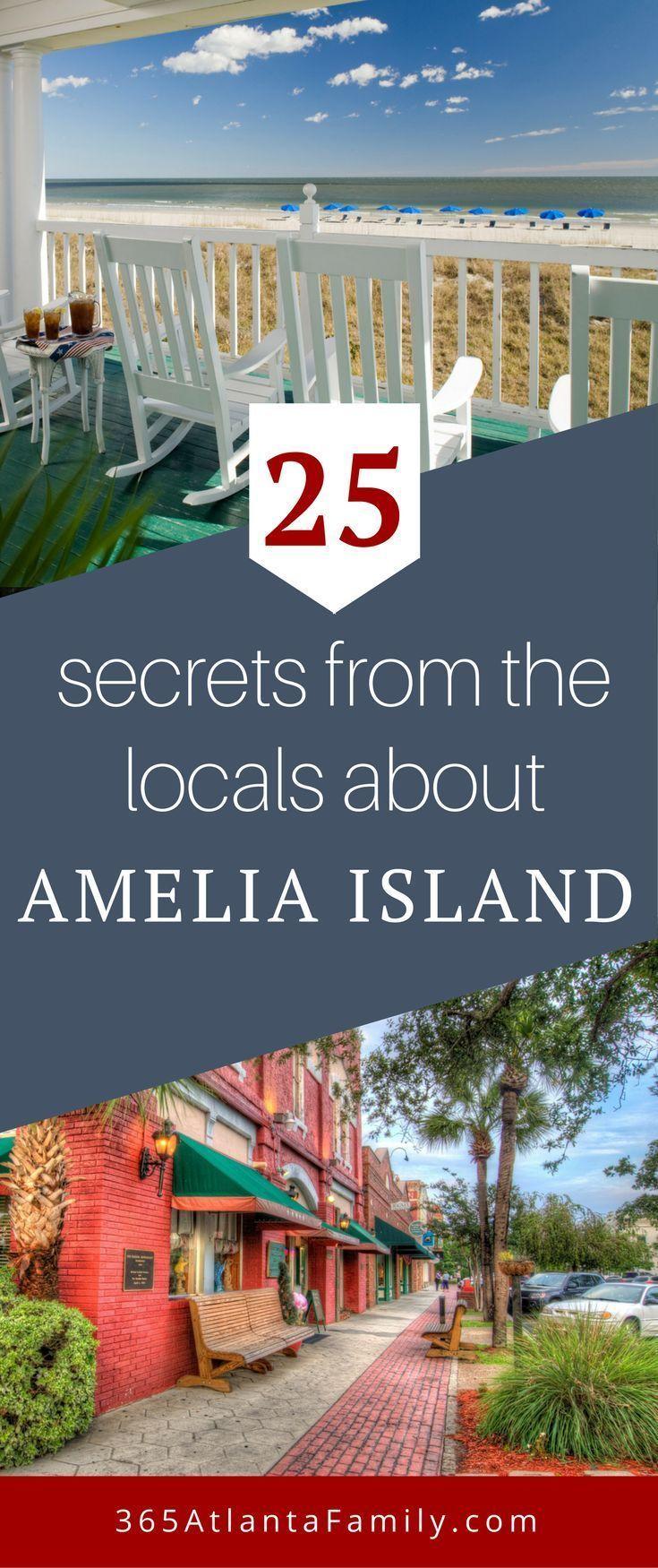 29 Things To Do In Amelia Island That The Locals Want Kept Secret Amelia Island Florida Island Vacation Amelia Island