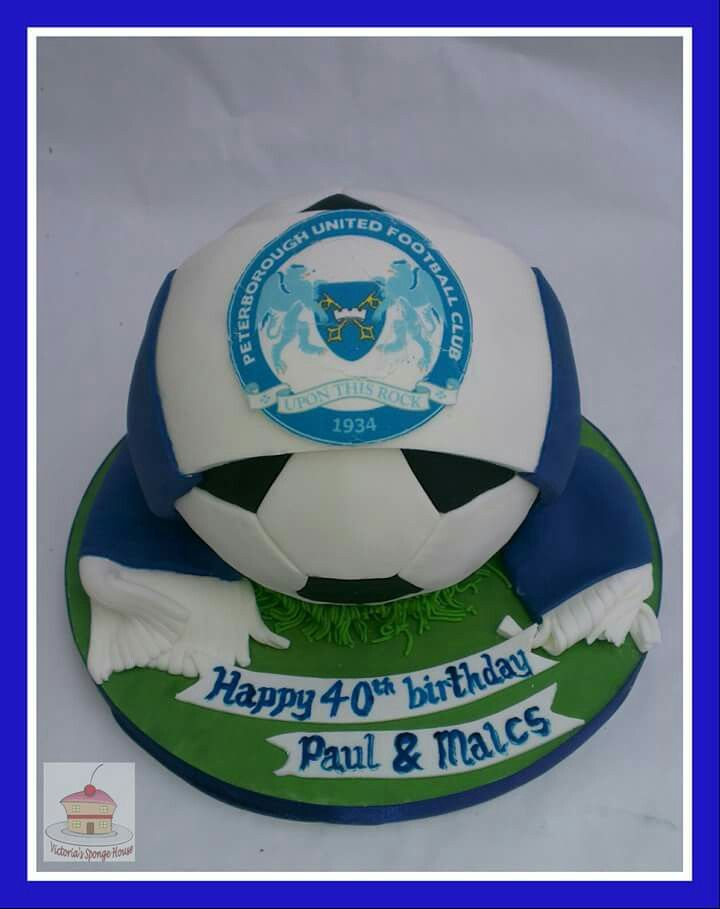 Cake Artist Peterborough : 17 best ideas about Peterborough United on Pinterest ...