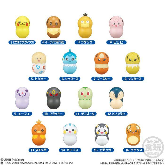 クーナッツポケモン2 食玩 Box2019年2月11日発売 ミニフィギュア ポケモン ポケットモンスター