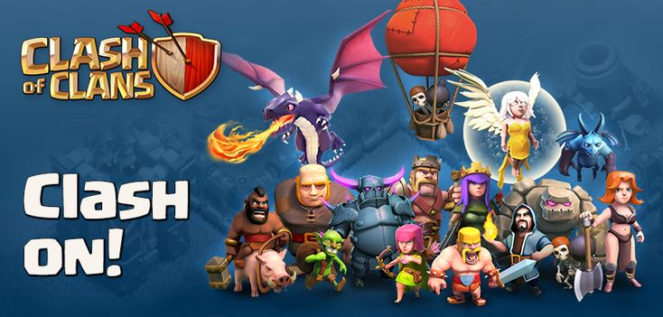 clash of clans the pc game