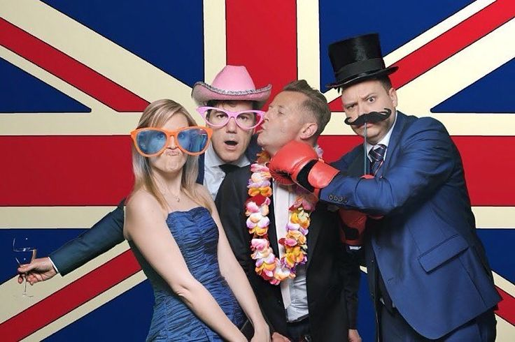 Union Flag #greenscreen #greenscreenphotobooth #photobooth #funbooth #jellybooth #littlebookforbrides #bridebookentertainers
