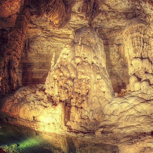 Caving at Natural Bridge Caverns | 15 Outdoor Activities That Are Best Enjoyed In Texas