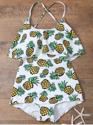 GET $50 NOW | Join RoseGal: Get YOUR $50 NOW!http://m.rosegal.com/one-pieces/pineapple-print-frilled-swimsuit-1004253.html?seid=9797269rg1004253