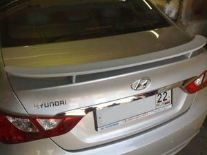 HYUNDAI SONATA 2010- SPOILER