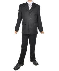 """Kids World Big Boys' """"Harrison"""" 5-Piece Suit (Sizes 8 - 20) $49.99"""
