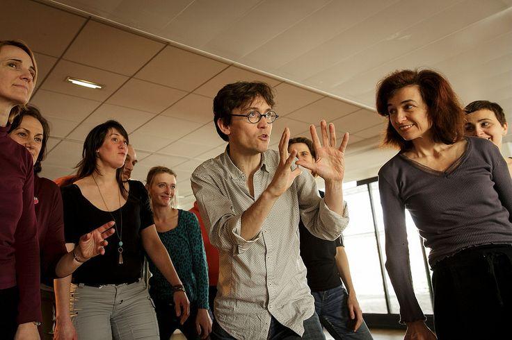 L'Esprit de Groupe L'Esprit de Choeur - Atelier collectif de pratique vocale