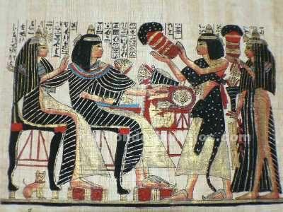 1000 images about decoupage egipto on pinterest ancient for Mural egipcio