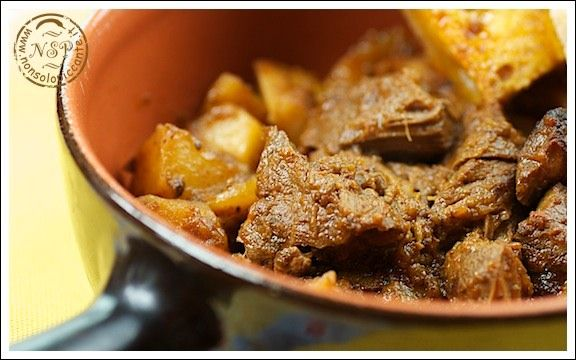 Cucina Regionale Toscana: Spezzatino con patate alla toscana