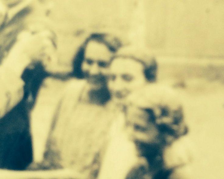Mama mi abuela y Una tía
