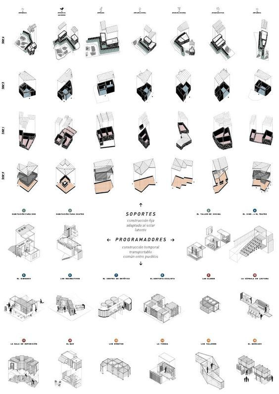 MICROTOPIAS - equipamientos compartidos en áreas rurales BY Ines Garcia de Paredes | Arquitectura - Landscape