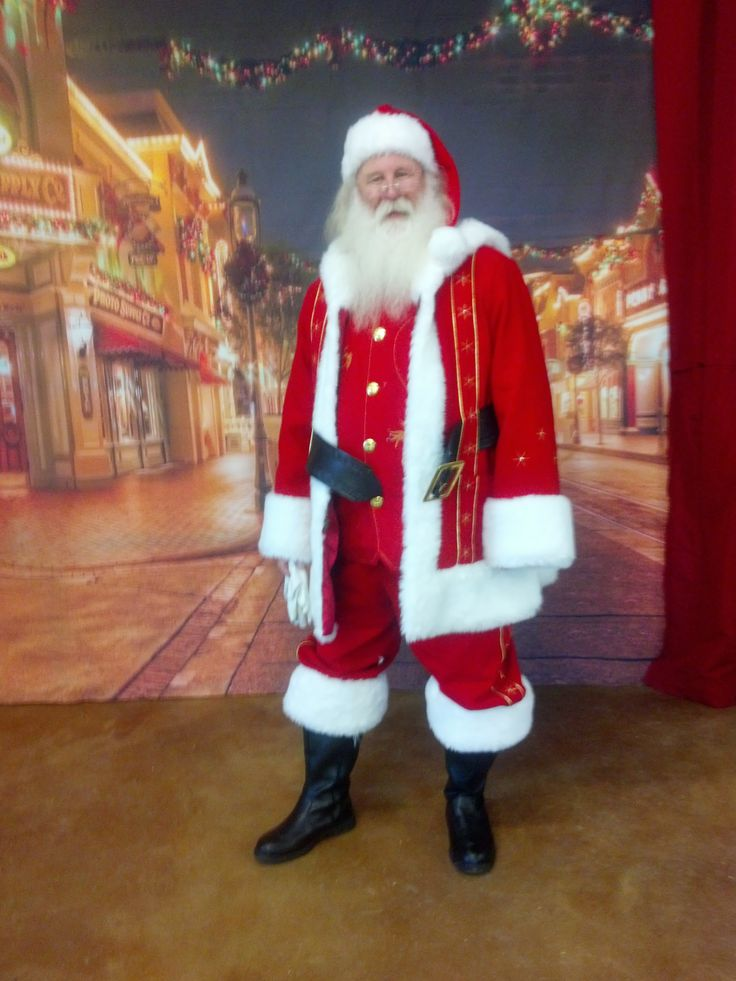 Father Christmas Suits For Sale