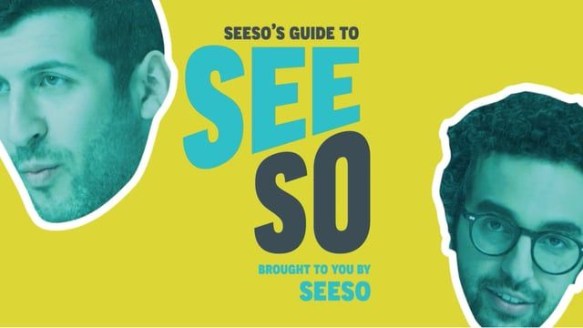Vox Creative and Seeso bring you: Seeso's Guide to Seeso, Brought to You By Seeso!  Agency: Vox Media Client: Seeso Director: Kirk Larson Producers: Greg Gordon, Noam Harary Lead Editor: Bryan Fox Designer/Animator/Graphics: Jody Zhou Shot at Gotham Stages