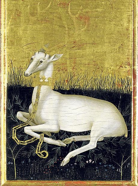 White hart from the Wilton DiptychLucy Brock Broido, Book 2013, Book Awards, White Hart, Awards Finalist, Wilton Diptych, National Book, Book Jackets, Lucy Brockbroido