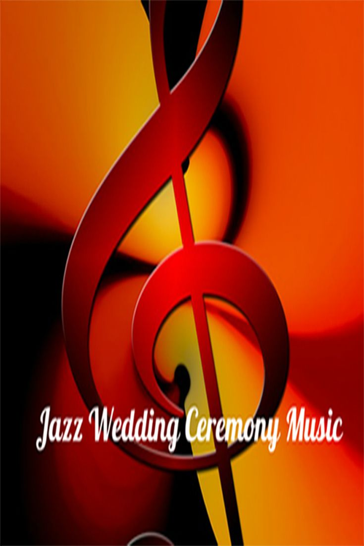 Wedding Ceremony Music list of the week  for July 14, 2017 is Jazz! jazz wedding ceremony music choices. http://djjackbarros.com/jazz-wedding-ceremony-music/