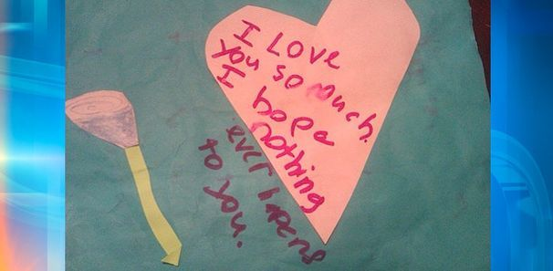 Funny Handwritten Cards Made By Kids
