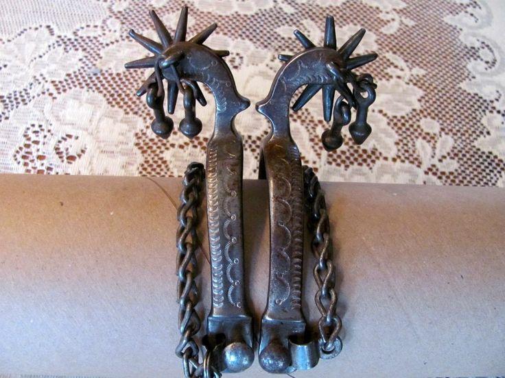 vintage cowboy bits