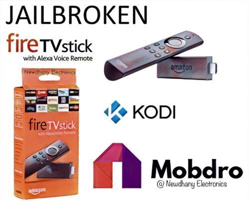 Internet and Media Streamers: Amazon Fire Tv Stick 2Nd Gen Alexa Voice Firestick Latest Version Kodi 17.4 -> BUY IT NOW ONLY: $64.24 on eBay!