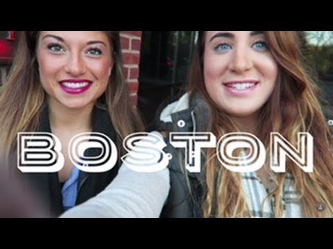 Boston Adventures || Ice Skating || Vlogmas - YouTube