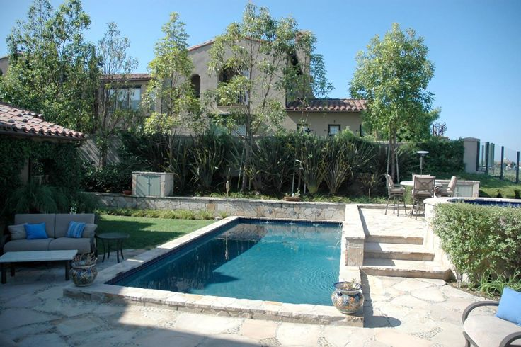 10 Total Backyard Transformations | Outdoor Spaces - Patio ...