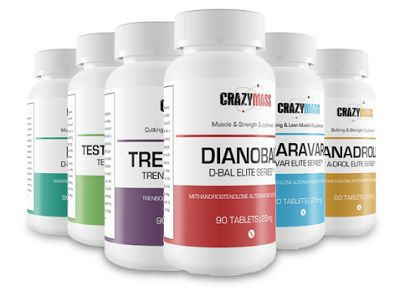 Crazy Mass are enhancement supplements to help body builders target stamina and endurance. Read our crazy Mass review for overall effectiveness results
