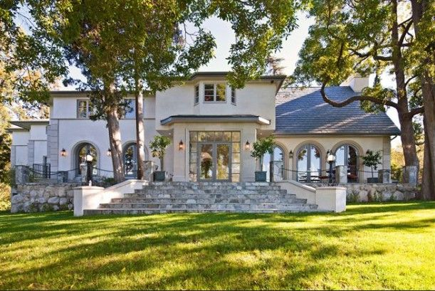 Former American Idol judge Kara DioGuardi has put her fabulous  7,600 square-foot home in Studio City, Calif., on the market for ten million.