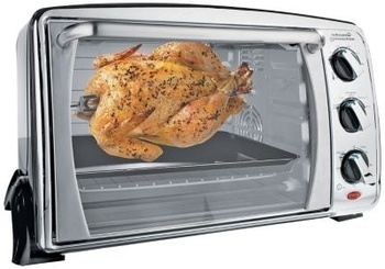 Artisan Countertop Convection Oven : Euro-Pro Convection/ Rotisserie Countertop Oven in Spring Big Book Pt ...