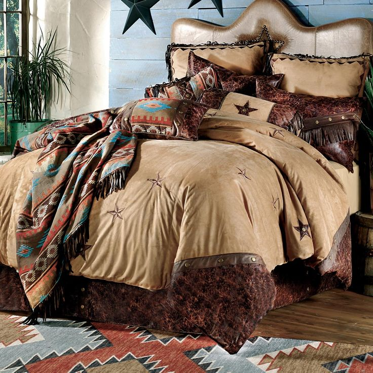 Starlight Trails Bed Set - King