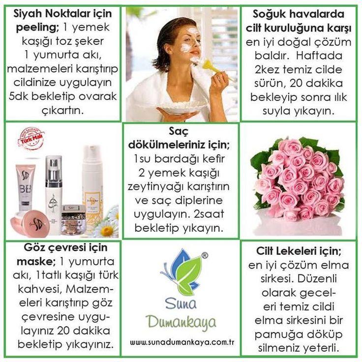 Suna Dumankaya cilt bakımı için doğal tarifler. #sunadumankaya #cilt #ciktbakımı #güzellik #sağlık #sağlıkhaberleri