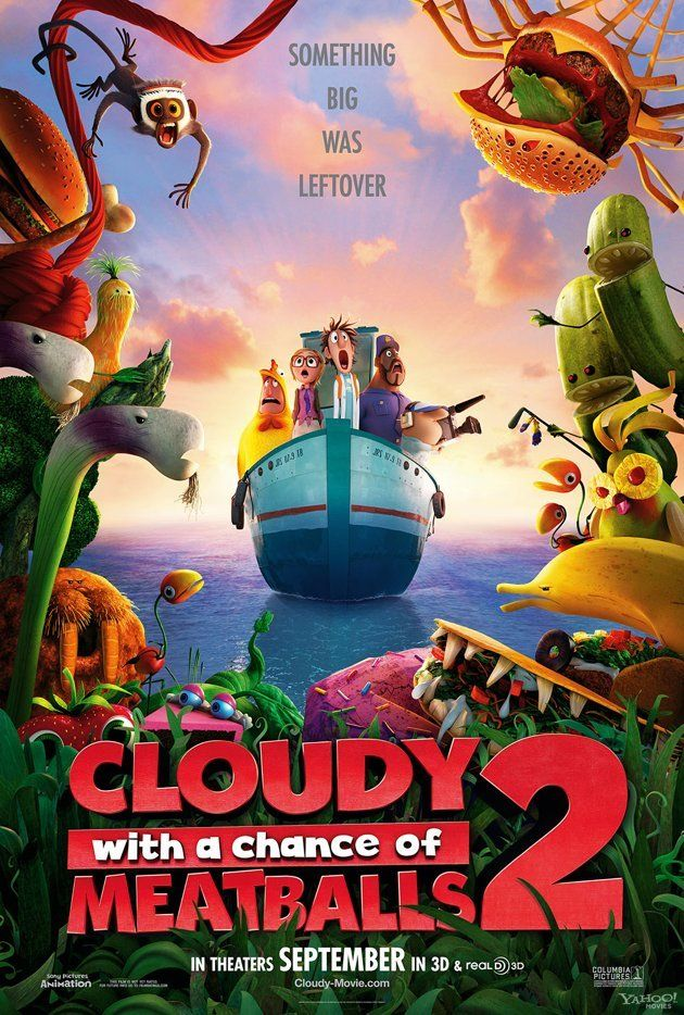 Cloudy With A Chance Of Meatballs 2 (2013) SiLVER iNT TS x264-FiCO