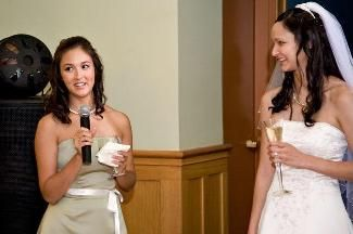 Funny Maid of Honor Speech Examples - How to Write Hilarious Maid of Honor Wedding Speech