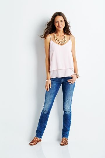Layer on my Love Outfit includes JAG, boho bird, and Polka Luka - Birdsnest Online