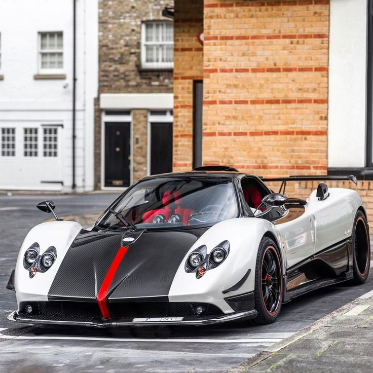 Pagani Zonda Cinque Roadster: 1000+ Images About Autos On Pinterest